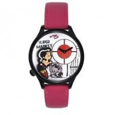 Braccialini Watch Unisex Only Time Tua Collection Pink Supermarket