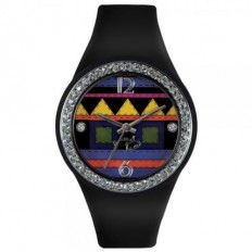 Braccialini Watch Unisex Only Time Tua Collection Multicolor Fantasy