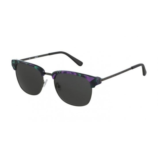 Kenzo Sunglasses Unisex Green Purple