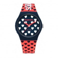 Superdry Watch Woman Only Time Hearts
