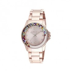 Liu Jo Watch Woman Only Time Dancing Collection Gold Rose