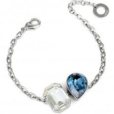 Liu Jo Women's Bracelet Brass Blue White