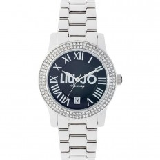 Liu Jo Watch Woman Only Time Infinity Collection Black
