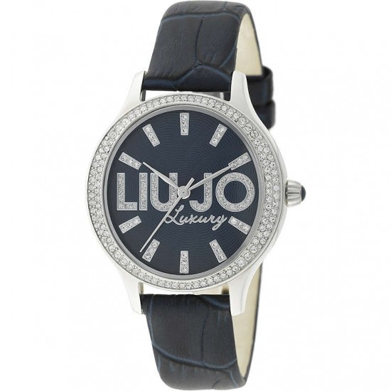 Liu Jo Watch Woman Only Time Giselle Collection Blu