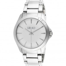 Liu Jo Men's Watch Only Time Riva Collection Silver Silver