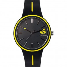 Superga Watch Man Only Time Yellow