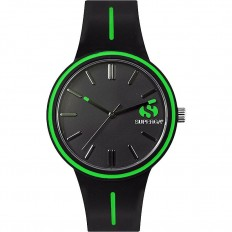 Superga Watch Man Only Time Green