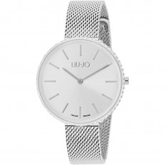 Liu Jo Watch Woman Only Time Glamour Globe Collection Silver