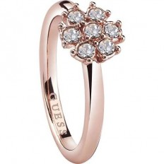 Guess Womens' Ring Collection Rosegold