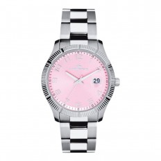 Lorenz Unisex Watch Only Time Ginevra Collection Pink