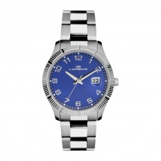 Lorenz Unisex Watch Only Time Ginevra Collection Blue