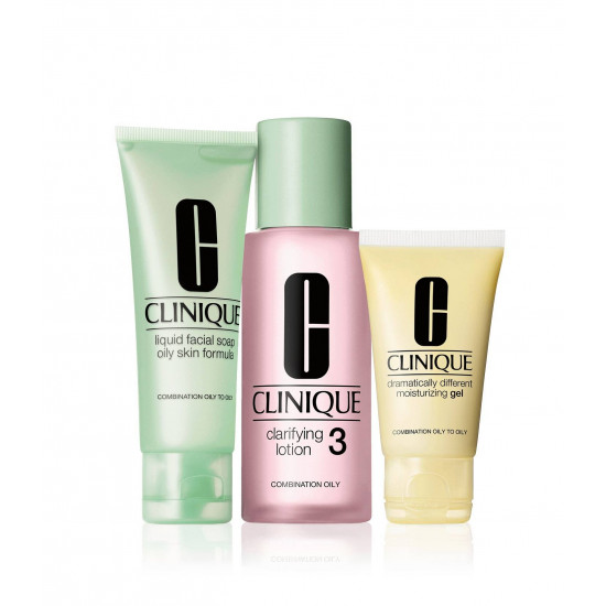 Clinique Complete 3 Steps System Skin...