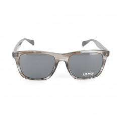 Hugo Boss Sunglasses Men Striped Grey