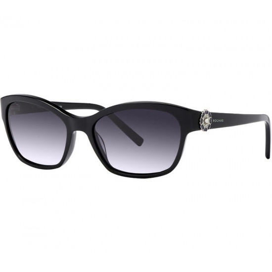 Rochas Paris Sunglasses Unisex Black...