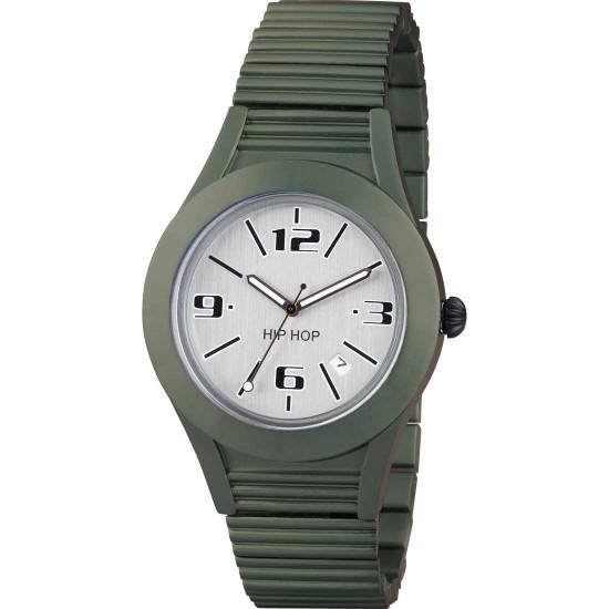 Hip Hop Watch Man Only Time Aluminium...