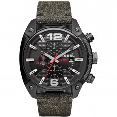 Diesel Chronograph Men's Watch Collection Overflows