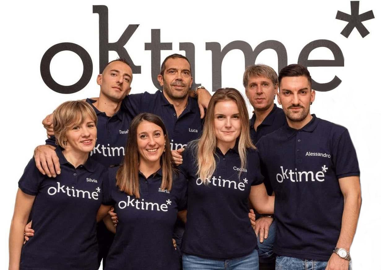 Oktime Staff