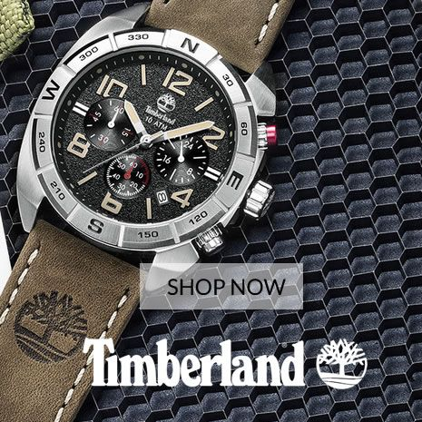 Timberland Watches Offer